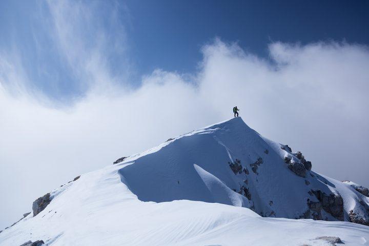 Winter Mountaineering| Photo: Rožle Bregar