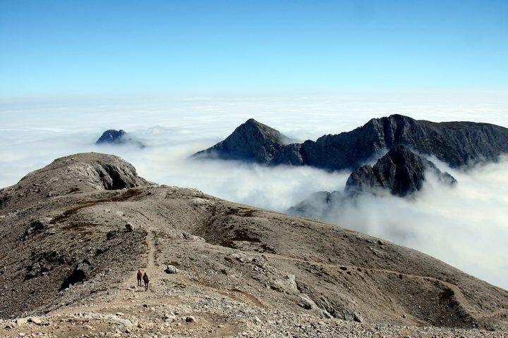 Julian Alps | Photo: Rožle Bregar