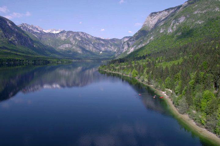 Lake Bohinj | Photo: Rožle Bregar