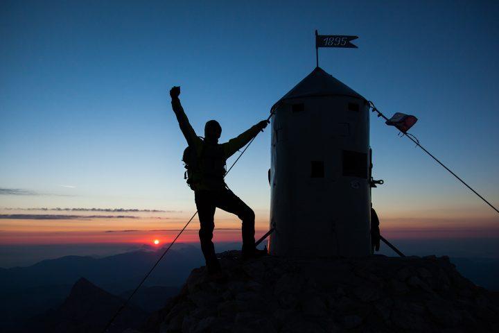 Triglav summit, Julian Alps | Photo: Rožle Bregar