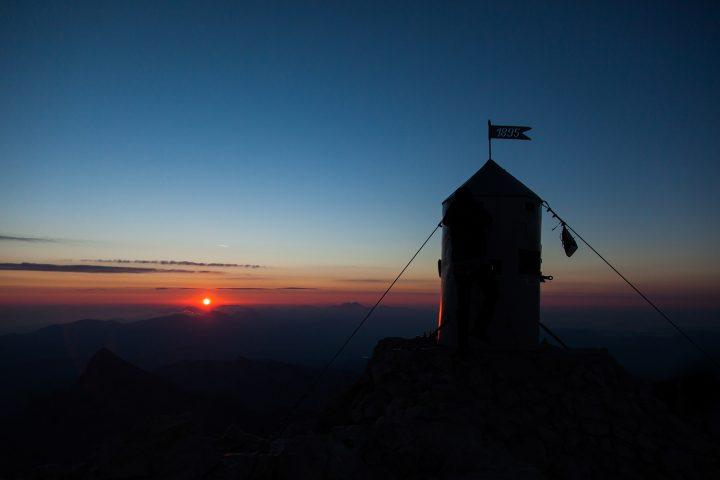 Triglav summit | Photo: Rožle Bregar