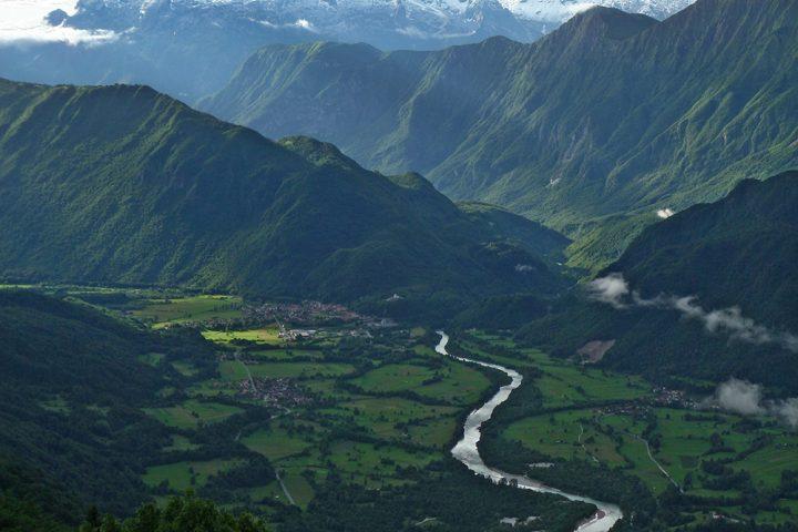 Soča Valley, Julian Alps | Photo: Rožle Bregar