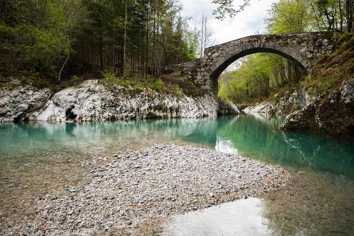 Soča River Valley | Photo: Rožle Bregar
