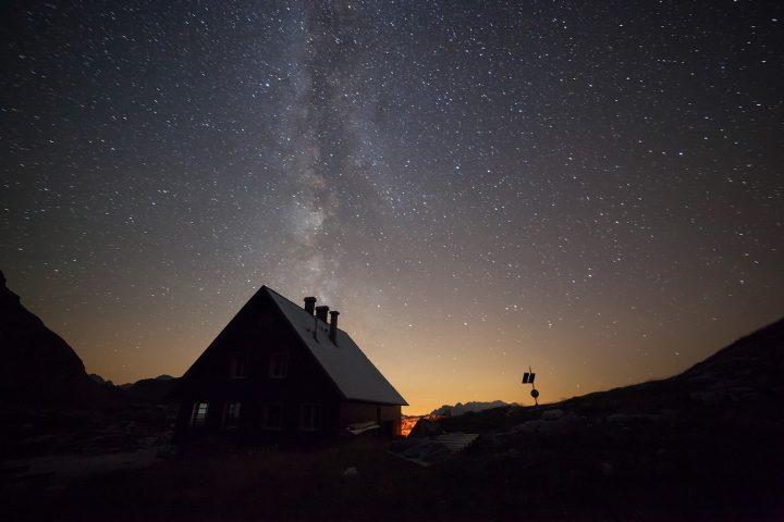 Mountain Hut in Julian Alps | Photo: Rožle Bregar