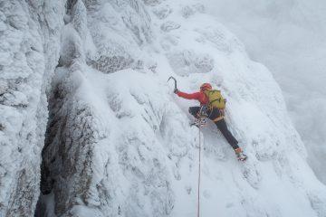 Technical Winter Climbing