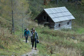Jezersko, Kamnik Alps