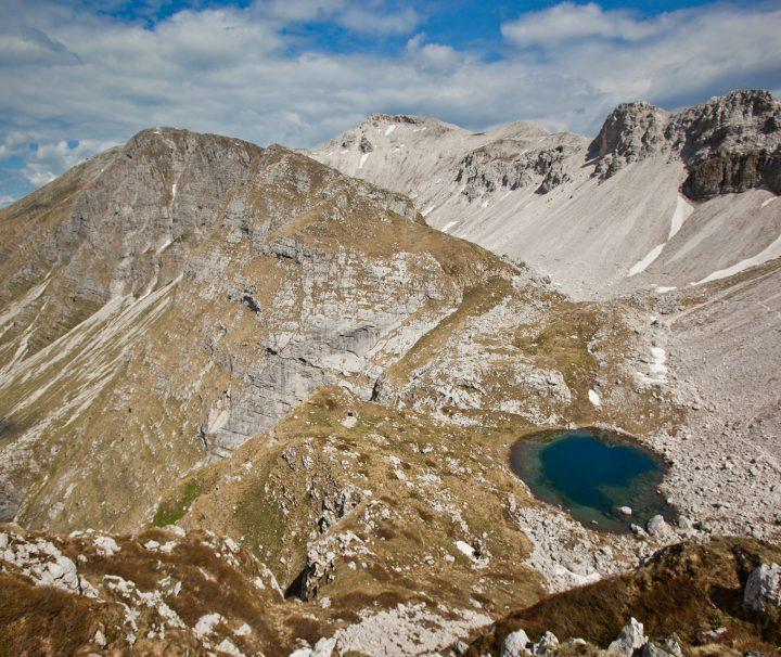 Triglav Seven Lakes   Photo: Rožle Bregar