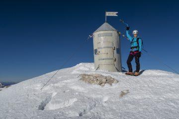 Triglav Winter Climb