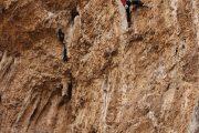 Sport climbing in Osp